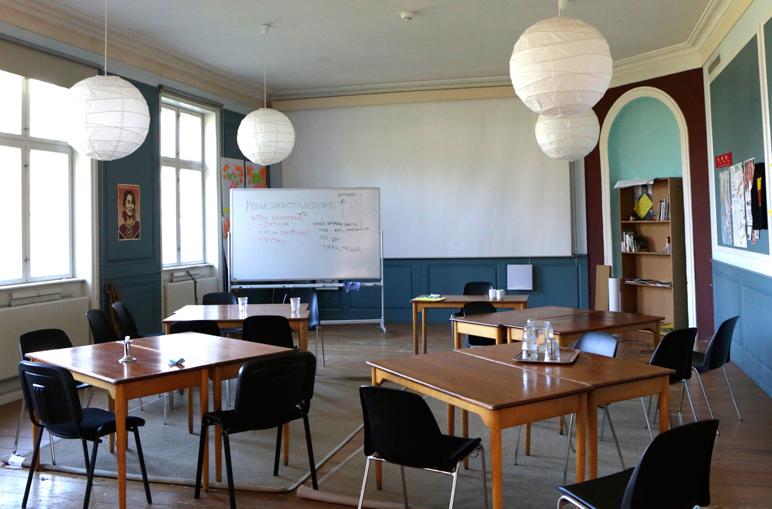 Undervisningslokale
