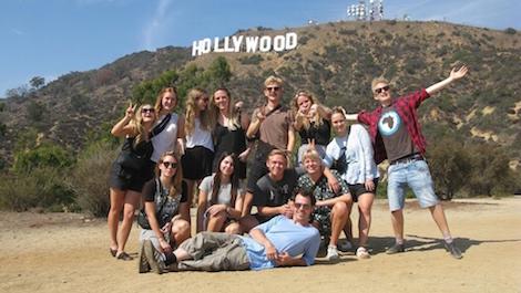 JM - californien hollywood